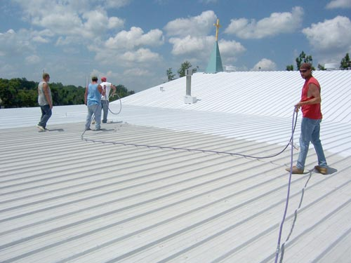 Roberts Roofing Co Inc Professional Commercial