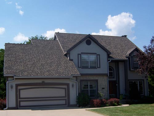 Asphalt Shingles Are A Popular Choice For Many Owners Because Shingle Roofs  Offer A Clean Look At An Affordable Price. Higher Quality Versions Made  From ...